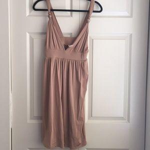 Zimmerman cream dress